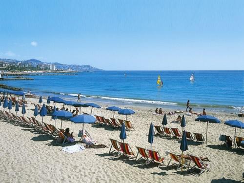 Lido di Sanremo marina mare spiagge