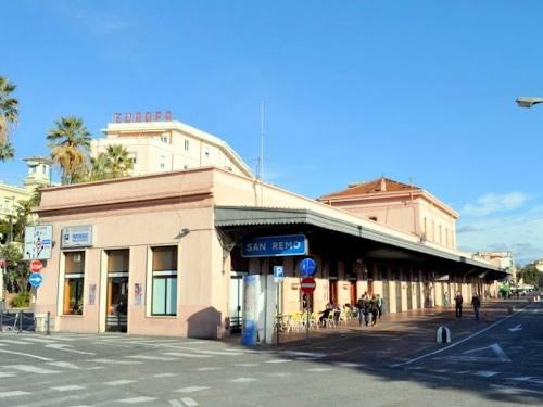stazione treni Sanremo